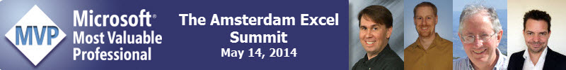 The Amsterdam Excel Summit
